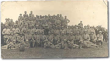 Unidentified Haller Regiment in France